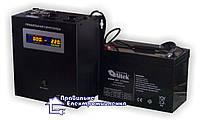 ДБЖ для твердопаливного котла Logicpower LPY-W-PSW-500VA+ ( 350Вт, 12В )