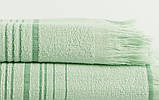 Полотенце бамбук One 50х90 зеленый Irya, фото 3
