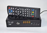 Q-Sat Q-149 IPTV - DVB-T2/C Тюнер Т2 с универсальным пультом