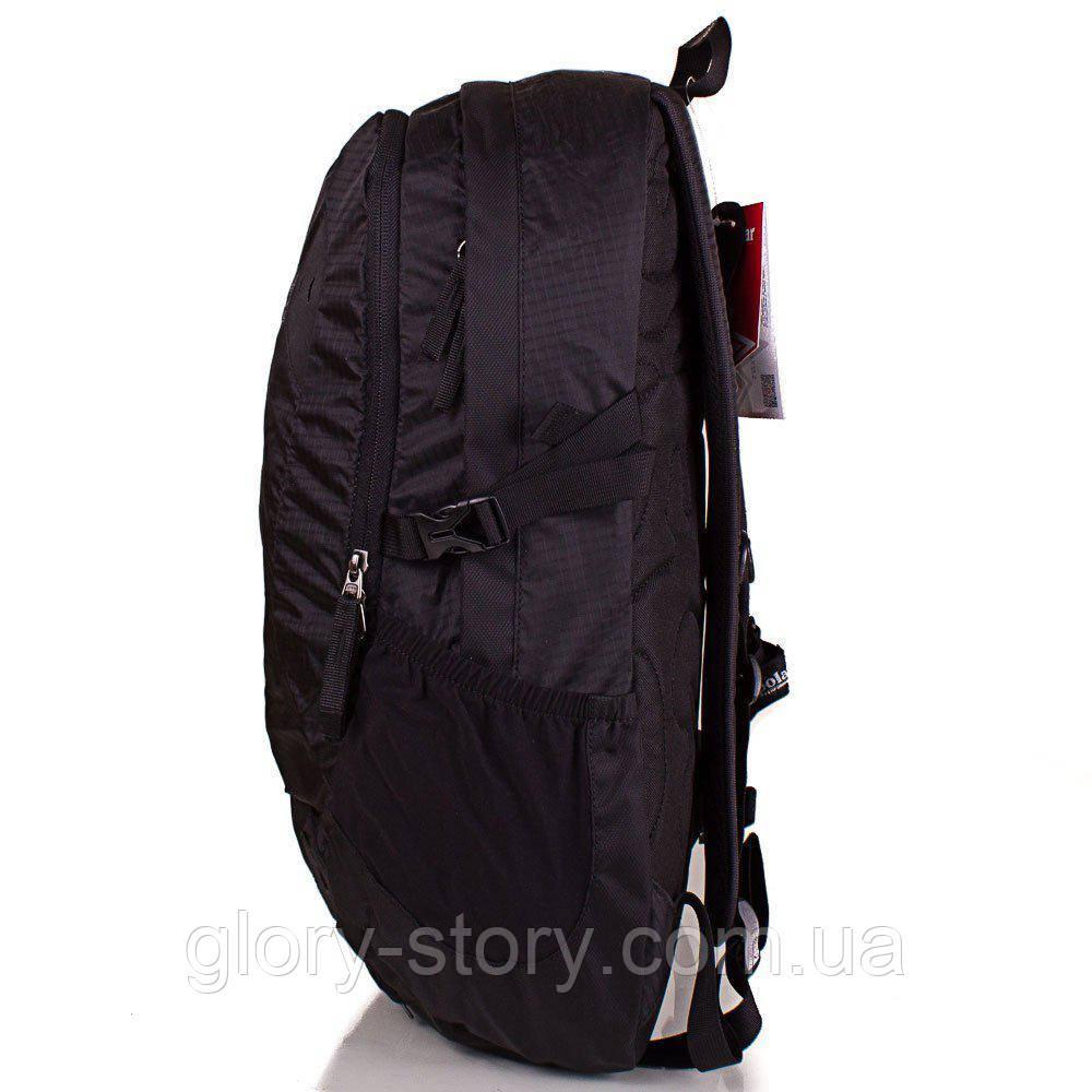 fb20253db6c1 Рюкзак спортивный Onepolar Мужской рюкзак ONEPOLAR (ВАНПОЛАР) W1755-black