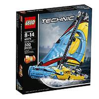 LEGO Technic Конструктор Гоночная яхта Racing Yacht 42074