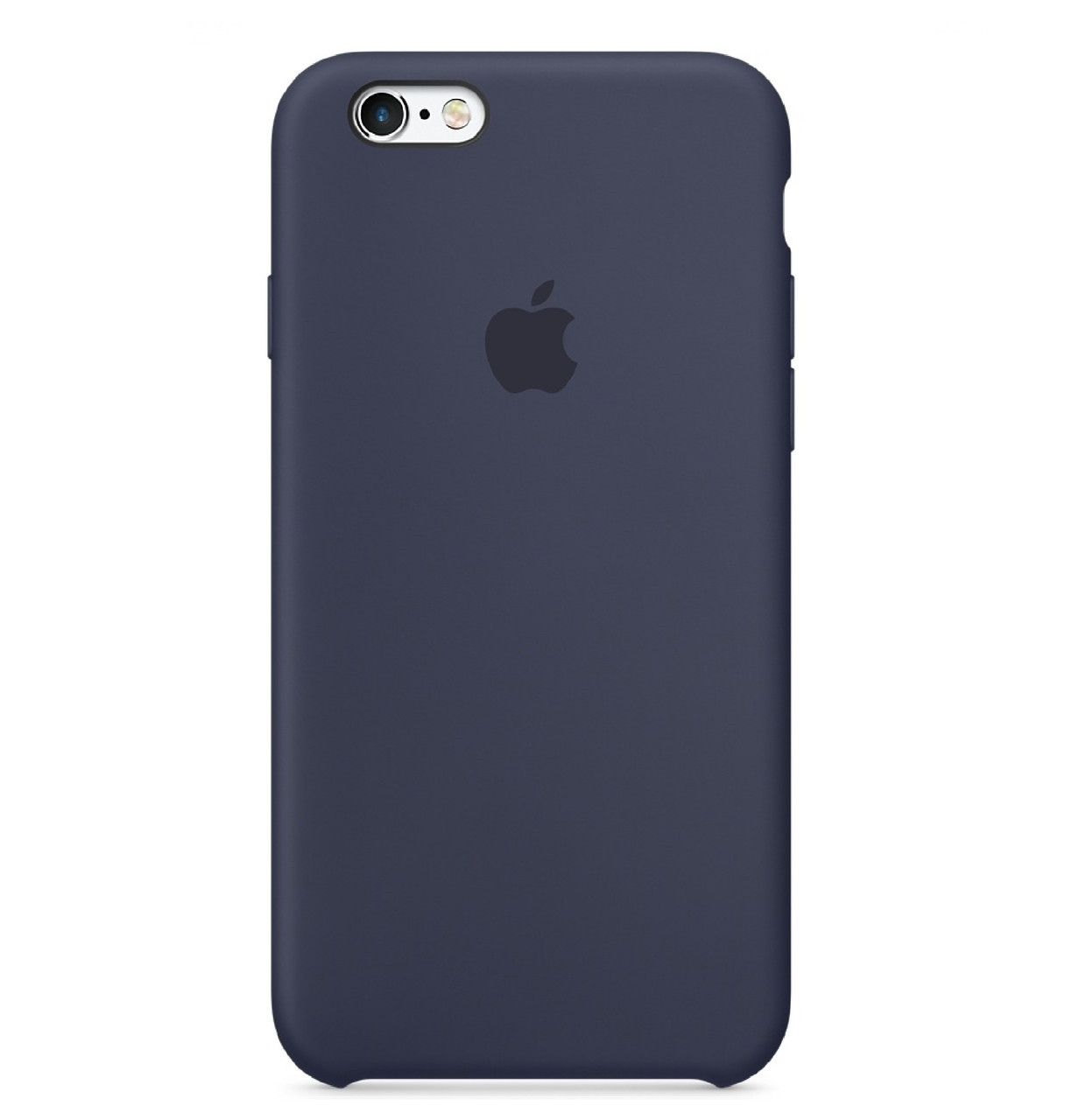 Чехол накладка Apple Silicon Case для IPhone 6/6s Dark Blue