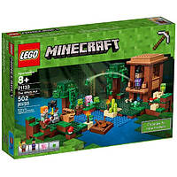 LEGO Minecraft Конструктор Хижина ведьмы The Witch Hut 21133