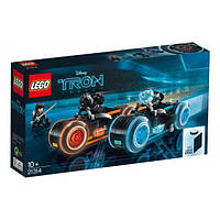 LEGO Ideas Трон Наследие Tron Legacy Light Cycles 21314 Building Kit