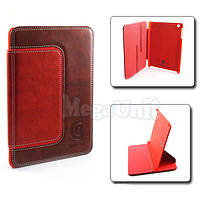 Griffin чехол-обложка для Apple iPad mini 1/2/3 brown/red