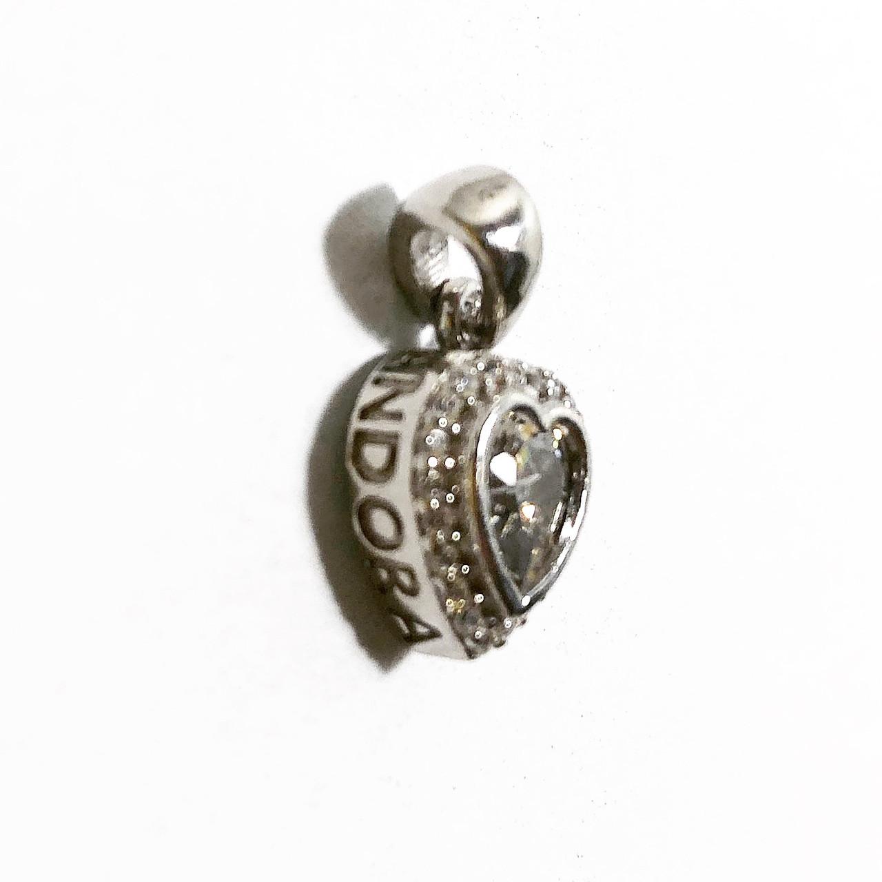 Підвіска з срібла Мої прикраси в стилі Pandora