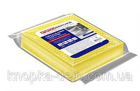 Салфетки PRO service целлюлозные Standard 16х16 см 10 шт. желтые