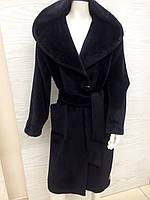 Пальто женское зима альпака 42-50