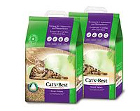 Наполнитель для кошачего туалета Cat's Best Smart Pellets 2x20 л Nature Gold