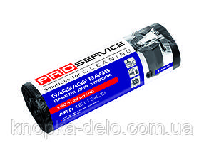 Пакеты для мусора PRO service HD 120 л 20 шт. Standard черные