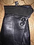 Кожа натуральная с шерсти сетка женские перчатки только оптом, фото 2