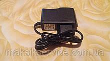 Импульсный адаптер питанияYOSO  HWD-0620 YM-0620 6V 2А (12Вт) штекер 5.5/2.5 длина 0,9м