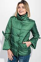 Женская куртка осенне зимняя на кнопках
