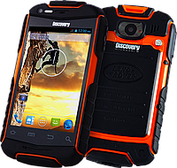 Discovery V5, Android 4.2, 5 Mpx, 2 SIM, 2 ядра. Противоударный и водонепроницаемый телефон!