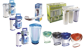 Настольные бытовые фильтры для воды