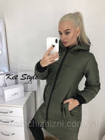 Куртка женская пальто на зиму