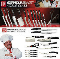 Набор ножей Mibacle Blade World Class Miracle Blade World Class