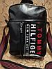 (28*19*9)Барсетка кожзам tommy спортивная сумка для через плечо (только ОПТ)