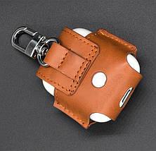 Чехол для наушников AirPods с PU кожи, фото 3