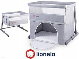 Кроватка-манеж 2 в 1 Lionelo Toon