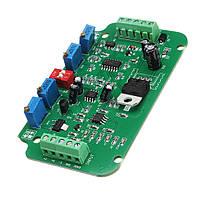 DC 12V до 24V 4-20MA Load Cell Датчик Усилитель Преобразователь напряжения постоянного тока преобразователя массы - 1TopShop