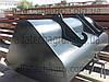 Ковш на фронтальный погрузчик (кун) 1,3 м³