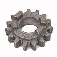 Зубчатка редуктора сеялки СЗ-3,6 z-15 СУВ 104А