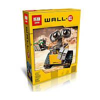 "Конструктор Lepin 16003 ""Робот ВАЛЛ-И"" (аналог Lego Ideas 21303), 687 дет, фото 1"