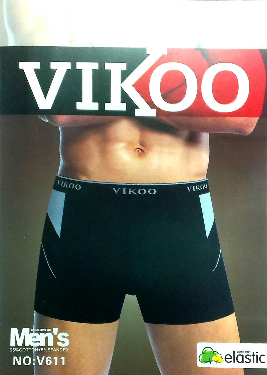 Трусы мужские боксеры х/б Vikoo ТМБ-18200