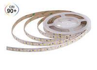 Нейтрально белая 4000K CRI90 12Вт 24вольт светодиодная лента 2835-128-IP20-NW-10-24 RD00C8TC-A Рішанг  10535