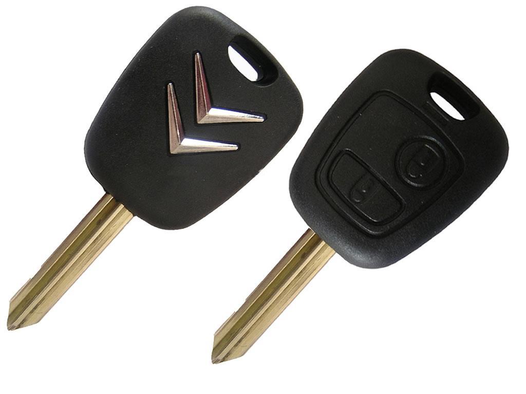 Корпус авто ключ Citroёn Berlingo ,C2,C3 Aircross,Picasso,C4,C5 CrossTourer,C6, C-Crosser,C-Elysée,SpaceTourer