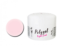 ПОЛИГЕЛЬ FAYNO PROFESSIONAL POLYGEL LIGHT PINK, СВЕТЛЫЙ РОЗОВЫЙ, 5 Г