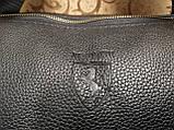 Спортивная сумка стильная логотип Ferrari искусств кожа-Отличное качество Женщины и мужчины сумка оп, фото 5