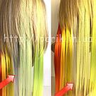🍦 Цветные пряди волос белоснежно белые на заколках 🍦, фото 5