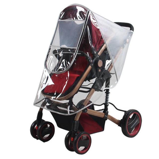 Дождевики и москитные сетки для колясок