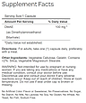 Puritan's Pride DMAE, Диметиламіноетанол 100mg (100 капс.), фото 2