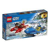 Lego City Погоня по горной реке 60176 Wild River Escape