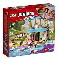 Lego Juniors Будиночок Стефані біля озера 10763 stephanie's Lakeside House Building