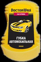 DoctorWax Губка для миття автомобіля 12х25х7см