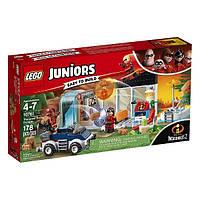 Lego Juniors Великий побег из дома 10761 the Great Home Escape