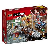 Lego Juniors Подрывашкин грабит банк 10760 Underminer Bank Heist