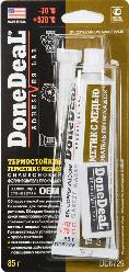 Done Deal Термостійкий мідний силіконовий формувач прокладок 85 г
