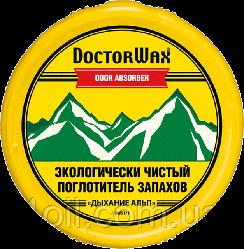 """DoctorWax Екологічно чистий поглинач запаху """"Подих альп"""" 227 р."""