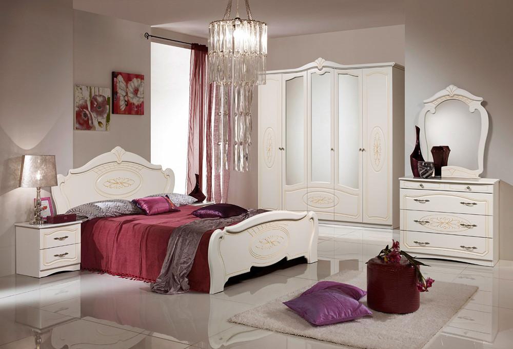 Спальня Джамиля 5Д СлонимМебель