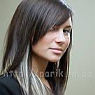 🍦 Біле термо волосся накладне на заколках 🍦, фото 5