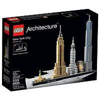 LEGO Architecture Конструктор Нью-Йорк New York City 21028, Skyline Collection