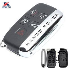 Корпус авто ключ Range Rover Discovery,Evoque,Freelander,Land,Sport
