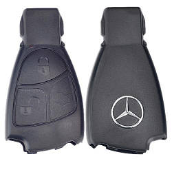 Корпус авто ключ  Mercedes-Benz A,AMG GT,B,C,Citan,CLA,CLC,CL,CLK,CLS,E,G,GLA, GLC,GL,GLE,GLK,GLS,M,R,S,SLC,SL