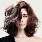 🍦 Цветные пряди искусственных белых волос  🍦, фото 6