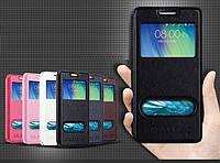 """Samsung A3 A300H GALAXY Оригинальный чехол книжка овечья кожа """" KALАXING """""""